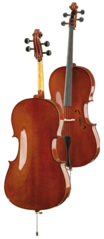 "Cello ""Höfner-Alfred"" S.60 1/4"