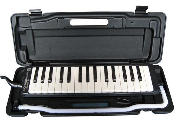 "Melodica Student ""HOHNER"" 32 Negro"