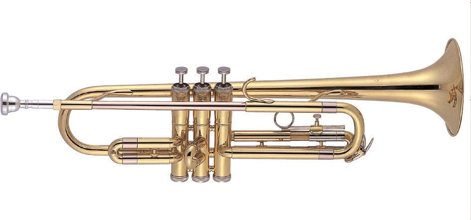 "Trompeta de Estudio ""J.MICHAEL"" TR200 Lacado"