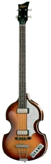 BAJO VIOLÍN HÖFNER SERIE IGNITION SOMBREADO