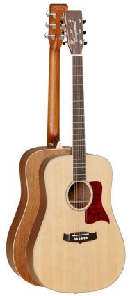 GUITARRA ACÚSTICA TANGLEWOOD X15NS DREADNOUGHT